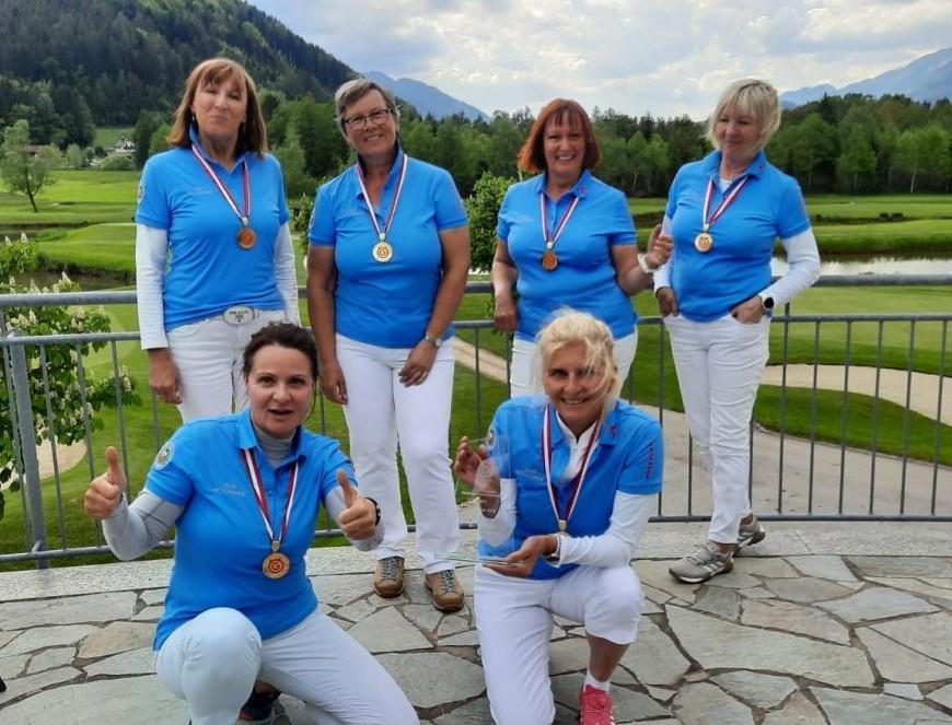 Senioren Damenmannschaft